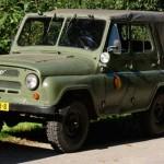 UAZ469-HM